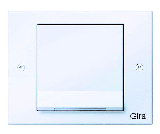 gira steckdose wandsteckdose klappdeckel tx 44 mit rahmen 1 fach reinwei ip44 ebay. Black Bedroom Furniture Sets. Home Design Ideas