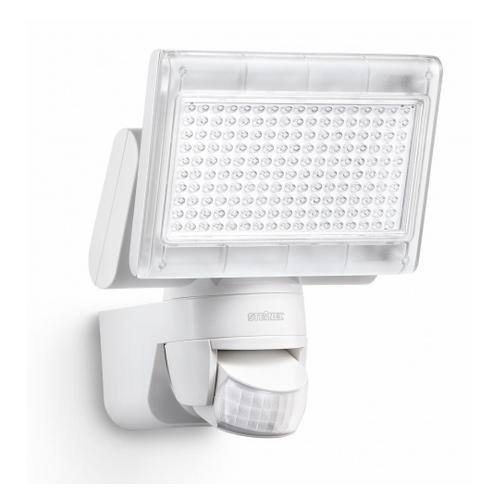 steinel led strahler sensor fluter mit bewegungsmelder home 1 wei 002695 a ebay. Black Bedroom Furniture Sets. Home Design Ideas